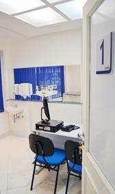 Ambulatório do Centro Médico Assim Saúde no Centro do Rio