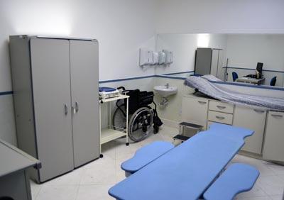 Ambulatório 2 no Centro Médico Assim Saúde no Centro do Rio